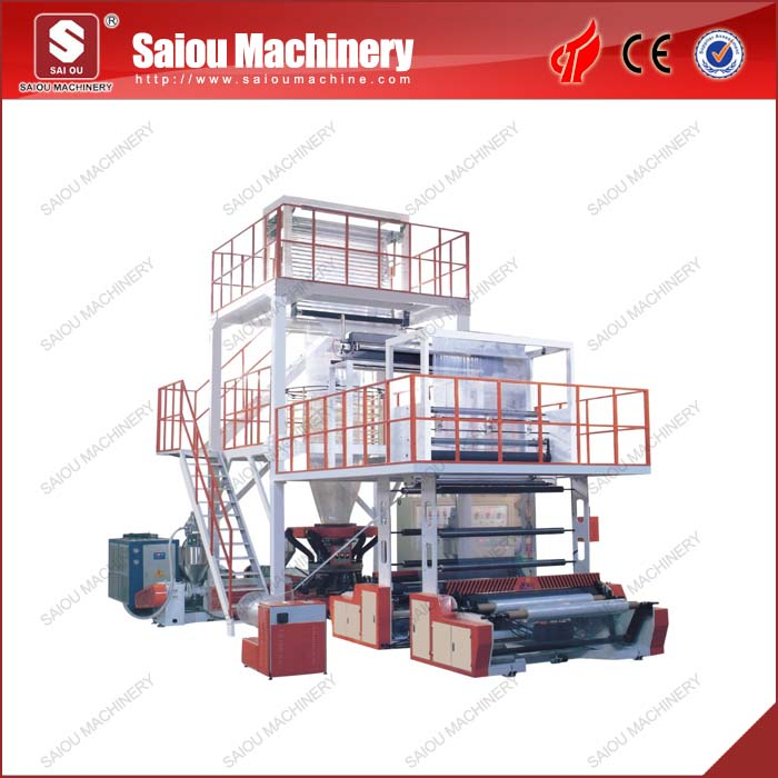 Multi-layer Packaging Film Blowing Machine