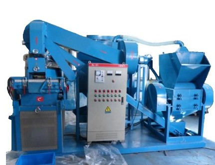 wire granulating